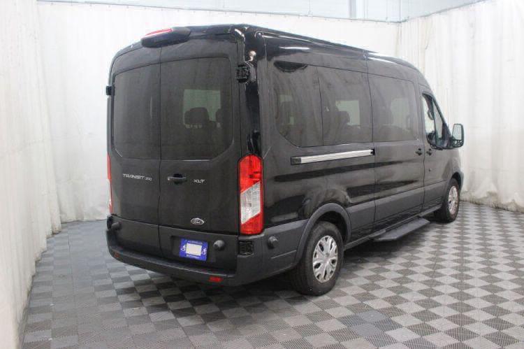 2018 Ford Transit Passenger 350 XLT Wheelchair Van For Sale #4