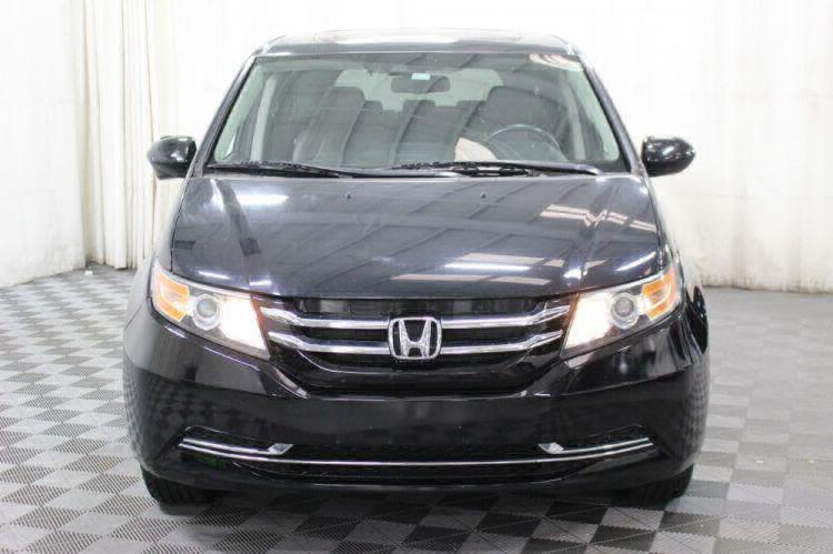 2014 Honda Odyssey EX-L Wheelchair Van For Sale #36