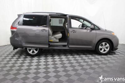 2011 Toyota Sienna Wheelchair Van For Sale -- Thumb #6