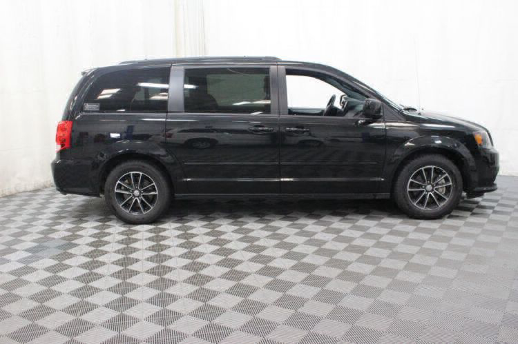 2017 Dodge Grand Caravan GT Wheelchair Van For Sale #2