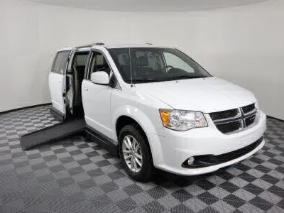 New Wheelchair Van for Sale - 2018 Dodge Grand Caravan SXT Wheelchair Accessible Van VIN: 2C4RDGCG5JR248748