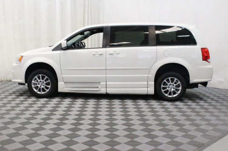 2012 Dodge Grand Caravan R/T Wheelchair Van For Sale #12