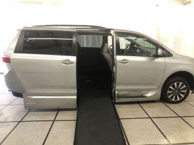 Used Wheelchair Van for Sale - 2019 Toyota Sienna Limited Premium Wheelchair Accessible Van VIN: 5TDYZ3DC1KS969899