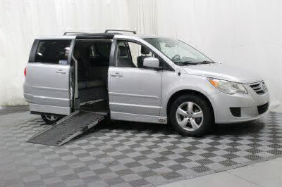 Used 2011 Volkswagen Routan SEL Wheelchair Van