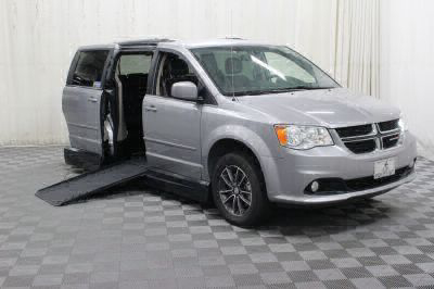 Handicap Van for Sale - 2017 Dodge Grand Caravan SXT Wheelchair Accessible Van VIN: 2C4RDGCG1HR611752