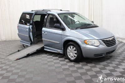 Used Wheelchair Van for Sale - 2005 Chrysler Town & Country Touring Wheelchair Accessible Van VIN: 2C4GP54L75R530930