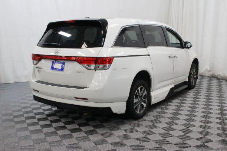 2014 Honda Odyssey Touring Elite Wheelchair Van For Sale #11