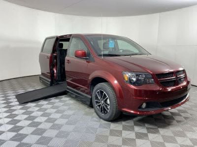 New Wheelchair Van for Sale - 2019 Dodge Grand Caravan GT Wheelchair Accessible Van VIN: 2C4RDGEGXKR556867