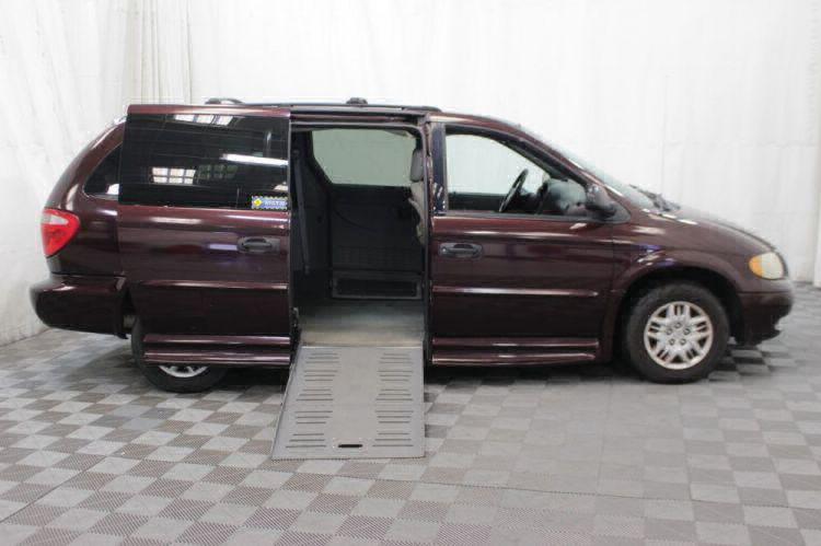 2004 Dodge Grand Caravan SE Wheelchair Van For Sale #2