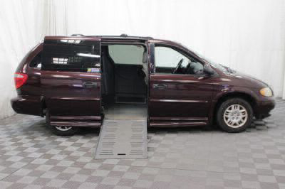 Handicap Van for Sale - 2004 Dodge Grand Caravan SE Wheelchair Accessible Van VIN: 1D4GP24R94B602293