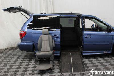 2007 Dodge Grand Caravan Wheelchair Van For Sale -- Thumb #9