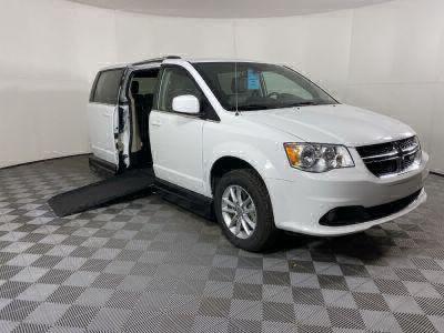 Handicap Van for Sale - 2019 Dodge Grand Caravan SXT Wheelchair Accessible Van VIN: 2C4RDGCG2KR758461