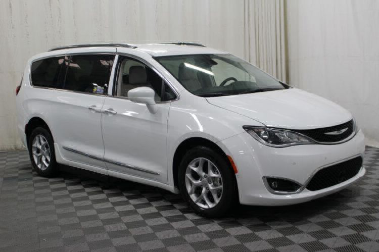 2017 Chrysler Pacifica Touring-L Plus Wheelchair Van For Sale #27