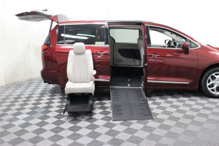 2017 Chrysler Pacifica Touring-L Plus Wheelchair Van For Sale #14