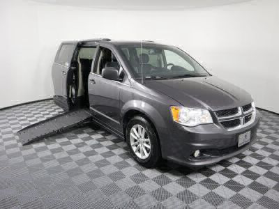New Wheelchair Van for Sale - 2019 Dodge Grand Caravan SXT Wheelchair Accessible Van VIN: 2C4RDGCG2KR521176