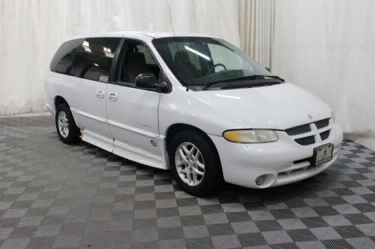 2000 Dodge Grand Caravan SE Wheelchair Van For Sale #21