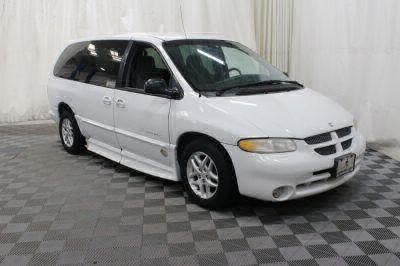 2000 Dodge Grand Caravan Wheelchair Van For Sale -- Thumb #21