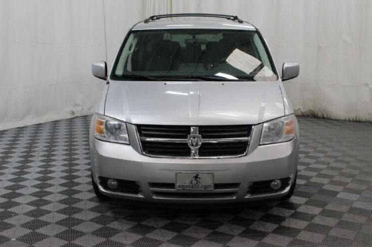 2010 Dodge Grand Caravan SXT Wheelchair Van For Sale #19