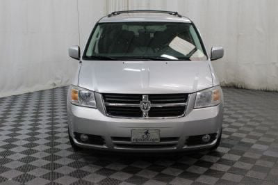 2010 Dodge Grand Caravan Wheelchair Van For Sale -- Thumb #19