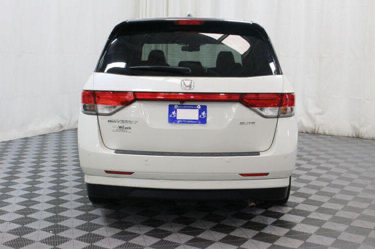 2014 Honda Odyssey Touring Elite Wheelchair Van For Sale #12