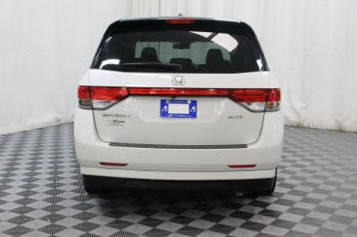 2014 Honda Odyssey Wheelchair Van For Sale -- Thumb #12