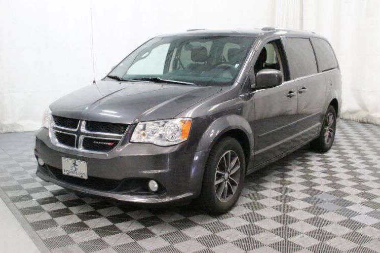 2017 Dodge Grand Caravan SXT Wheelchair Van For Sale #9