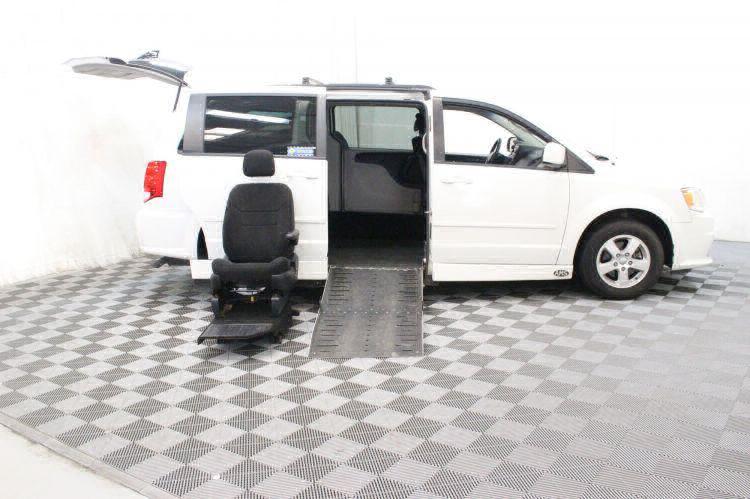2012 Dodge Grand Caravan SXT Wheelchair Van For Sale #8