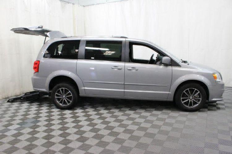 2017 Dodge Grand Caravan SXT Wheelchair Van For Sale #11