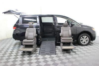 2014 Honda Odyssey Wheelchair Van For Sale -- Thumb #9