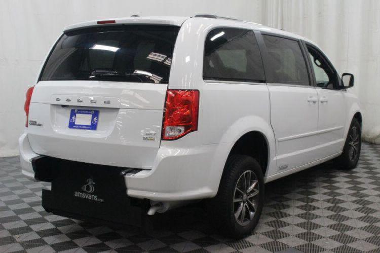 2017 Dodge Grand Caravan SXT Wheelchair Van For Sale #29