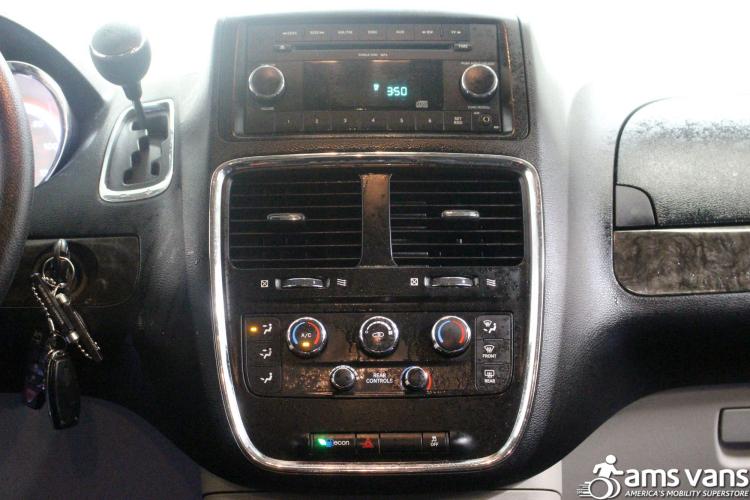 2011 Dodge Grand Caravan Mainstreet Wheelchair Van For Sale #20