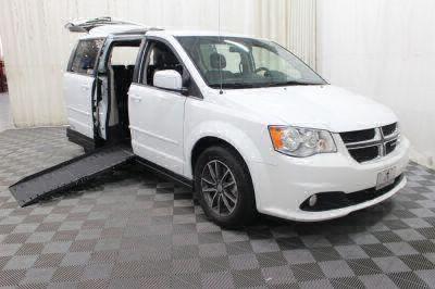 New Wheelchair Van for Sale - 2017 Dodge Grand Caravan SXT Wheelchair Accessible Van VIN: 2C4RDGCG6HR715265