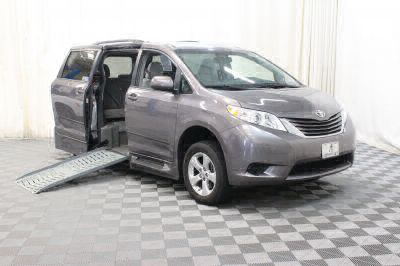Handicap Van for Sale - 2015 Toyota Sienna LE Wheelchair Accessible Van VIN: 5TDKK3DC4FS593800