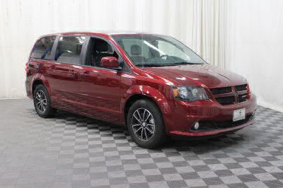 Handicap Van for Sale - 2017 Dodge Grand Caravan GT Wheelchair Accessible Van VIN: 2C4RDGEG0HR758349