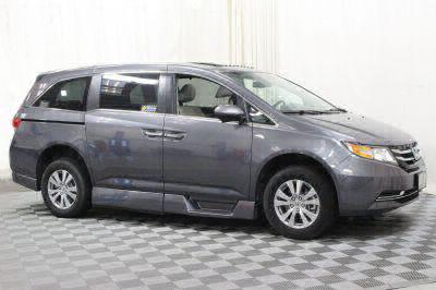 2016 Honda Odyssey Wheelchair Van For Sale -- Thumb #10