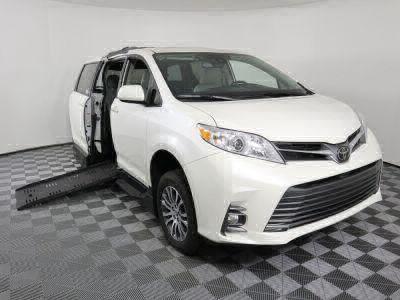 New Wheelchair Van for Sale - 2020 Toyota Sienna XLE 8-Passenger Wheelchair Accessible Van VIN: 5TDYZ3DC8LS044392