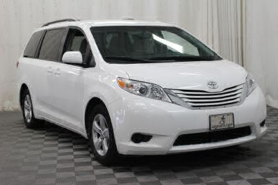Commercial Wheelchair Vans for Sale - 2016 Toyota Sienna LE ADA Compliant Vehicle VIN: 5TDKK3DC1GS725283