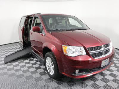 New Wheelchair Van for Sale - 2019 Dodge Grand Caravan SXT Wheelchair Accessible Van VIN: 2C4RDGCG1KR632060