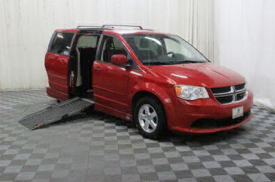 2013 Dodge Grand Caravan Wheelchair Van For Sale -- Thumb #1
