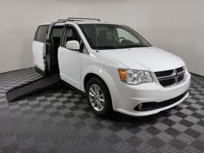New Wheelchair Van for Sale - 2019 Dodge Grand Caravan SXT Wheelchair Accessible Van VIN: 2C4RDGCG5KR659794