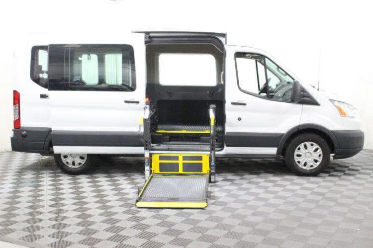 2018 Ford Transit Passenger 350 XLT Wheelchair Van For Sale #2