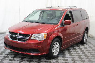 2014 Dodge Grand Caravan Wheelchair Van For Sale -- Thumb #32