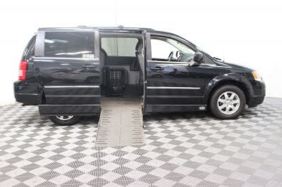 Used 2009 Chrysler Town & Country Touring Wheelchair Van