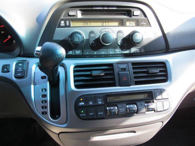 2008 Honda Odyssey EX-L Wheelchair Van For Sale #8