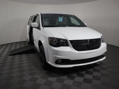 Handicap Van for Sale - 2019 Dodge Grand Caravan SXT Wheelchair Accessible Van VIN: 2C7WDGCG1KR796222