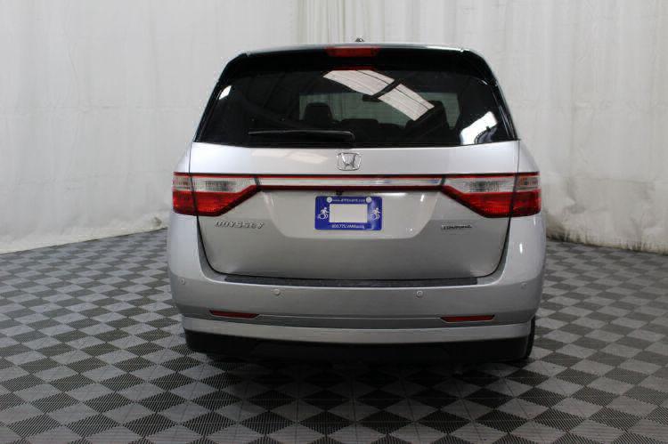 2012 Honda Odyssey Touring Elite Wheelchair Van For Sale #9
