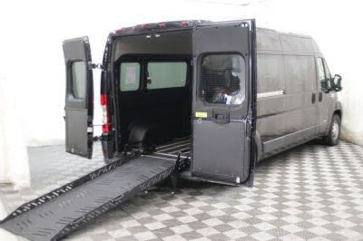Handicap Van for Sale - 2018 Dodge ProMaster Window 2500 159 WB Wheelchair Accessible Van VIN: 3C7WRVPG7JE129915