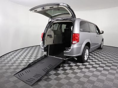 New Wheelchair Van for Sale - 2018 Dodge Grand Caravan SXT Wheelchair Accessible Van VIN: 2C4RDGCG0JR225152
