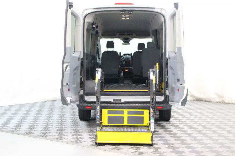 2016 Ford Transit Wagon 350 XLT 12 Wheelchair Van For Sale #1