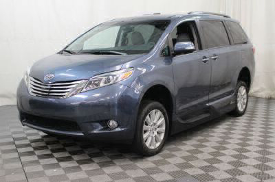 Used Wheelchair Van for Sale - 2017 Toyota Sienna Limited Wheelchair Accessible Van VIN: 5TDYZ3DC1HS885039